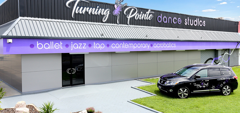Turning Pointe Dance Studios, Cairns